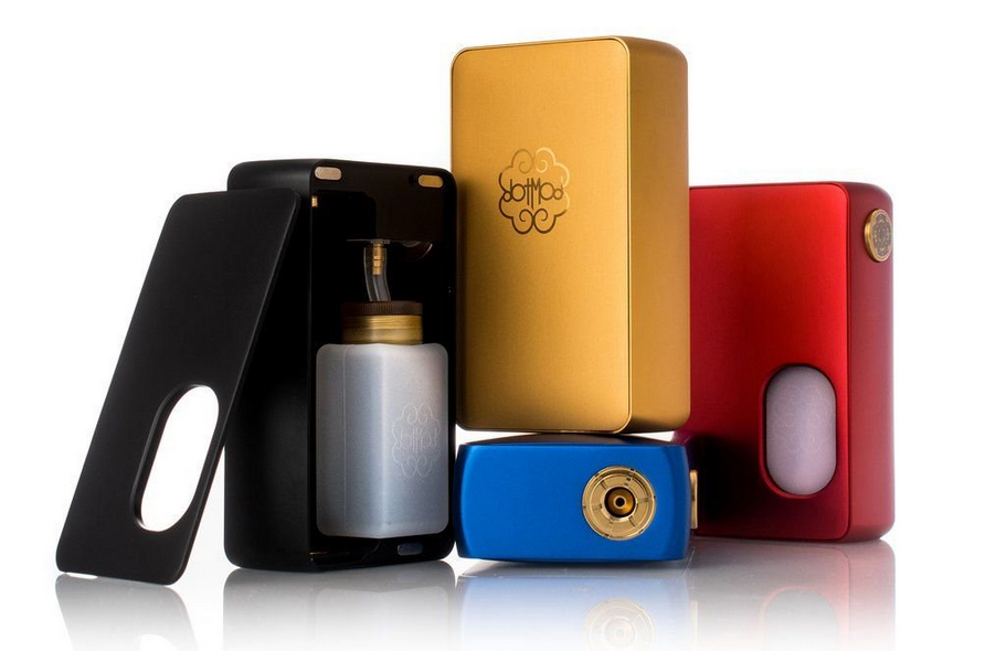 Review of dotSquonk 100W from dotMod