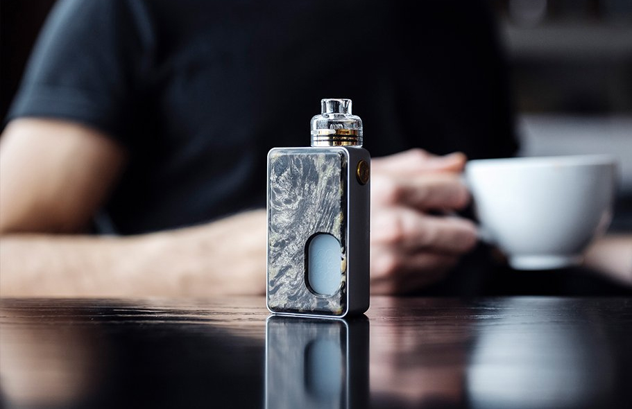 Review of dotSquonk 100W from dotMod | Indo Expo | Cannabis